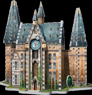 Hogwarts Clock Tower 3D Puzzle Puzzle