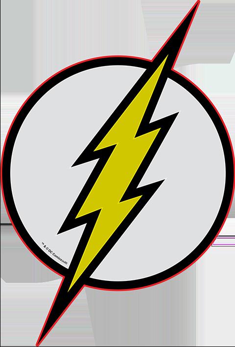 Brandlite The Flash LED Logo Light (Large) Wall Light