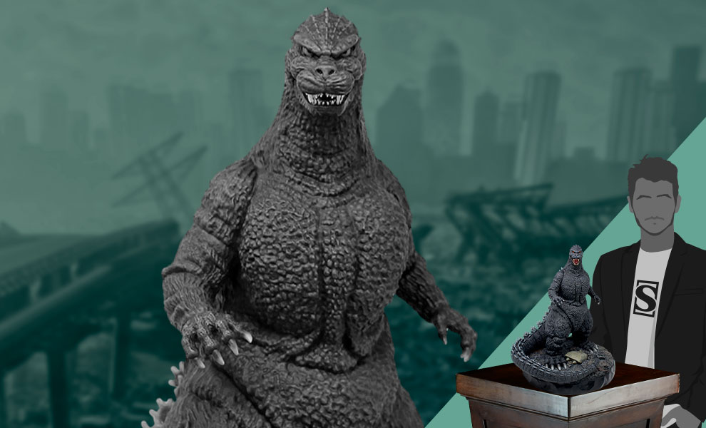 Gallery Feature Image of Godzilla 89 Statue - Click to open image gallery