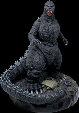 Godzilla 89 Statue