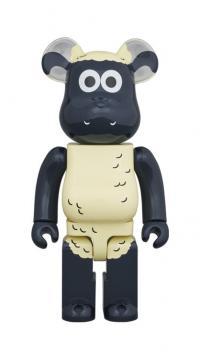 Gallery Image of Be@rbrick Shaun the Sheep 1000% Bearbrick