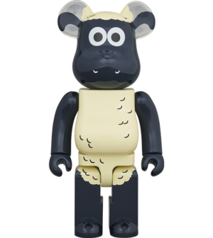 Be@rbrick Shaun the Sheep 1000% Bearbrick