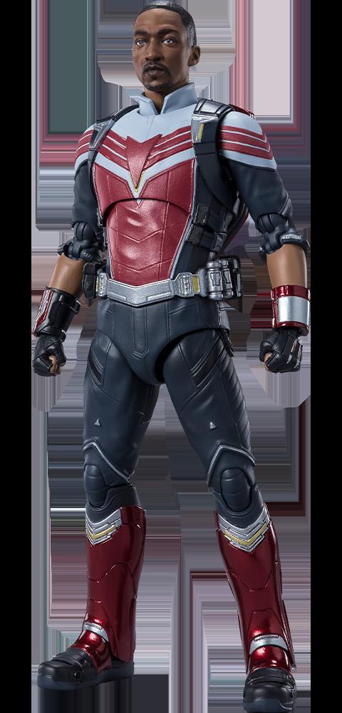 Bandai Falcon Collectible Figure