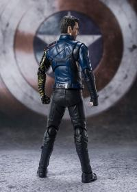 Gallery Image of Bucky Barnes Collectible Figure