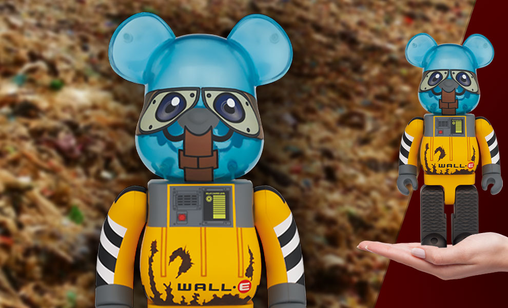 Gallery Feature Image of Be@rbrick Wall – E 400% Bearbrick - Click to open image gallery