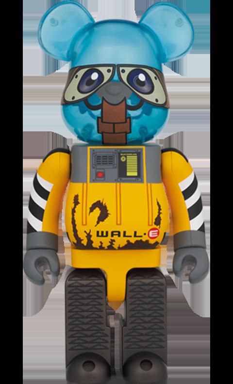 Medicom Toy Be@rbrick Wall – E 400% Bearbrick