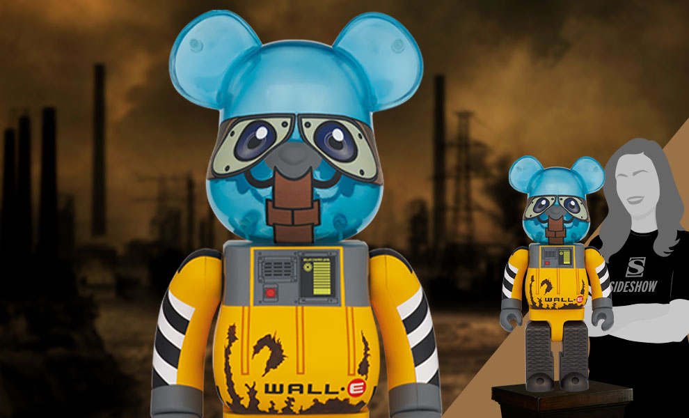 Gallery Feature Image of Be@rbrick Wall – E 1000% Bearbrick - Click to open image gallery