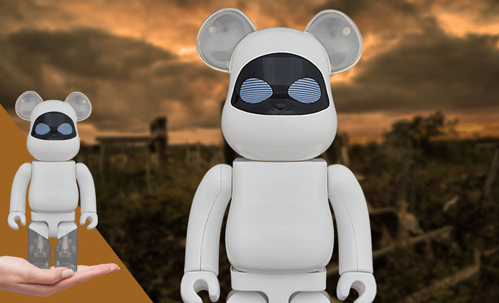 Gallery Feature Image of Be@rbrick Eve 400% Bearbrick - Click to open image gallery