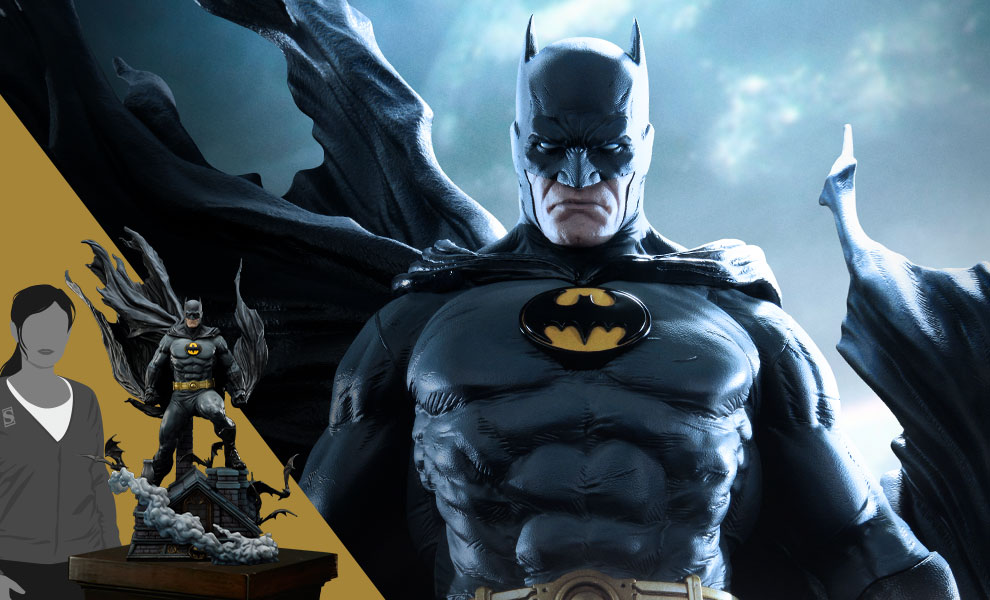 Gallery Feature Image of Batman Detective Comics #1000 Statue - Click to open image gallery