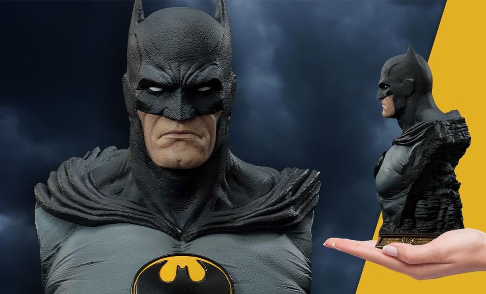 Gallery Feature Image of Batman Detective Comics #1000 Bust - Click to open image gallery