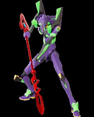 Rah Neo Evangelion Shogo-ki (2021) Collectible Figure