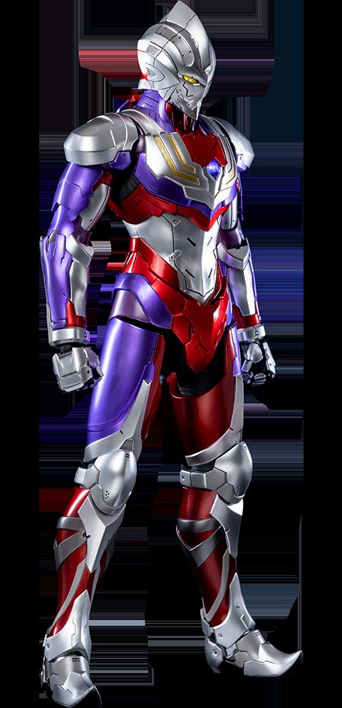 Threezero Ultraman Suit Tiga Sixth Scale Figure