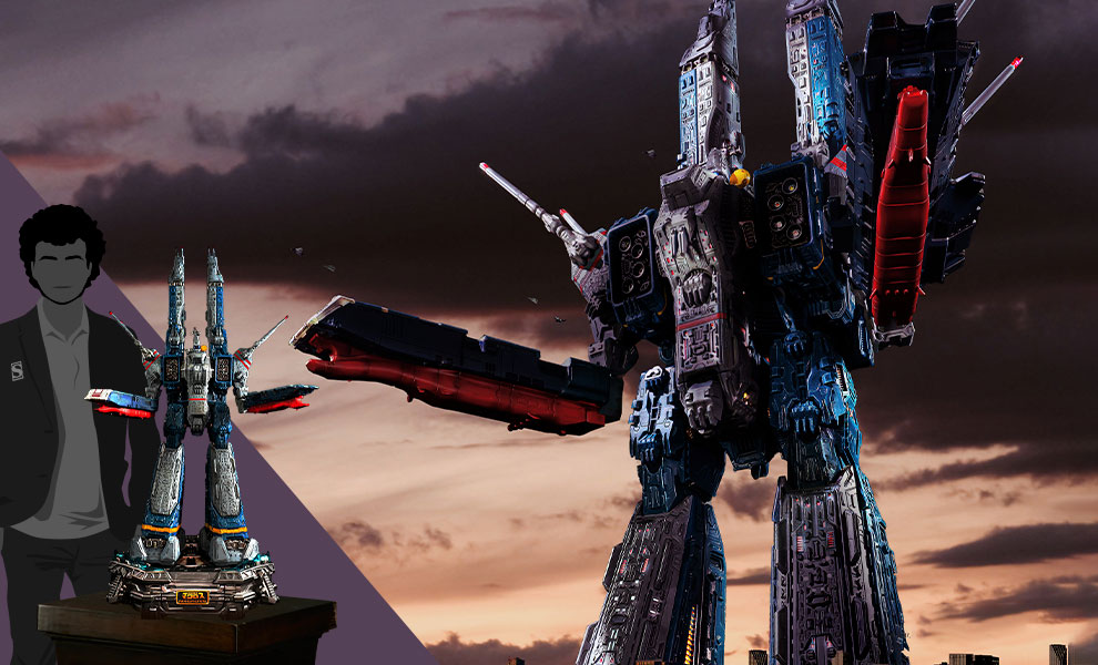 Gallery Feature Image of SDF-1 Macross Diorama - Click to open image gallery