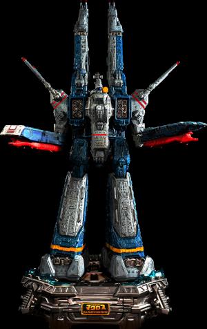 SDF-1 Macross Diorama