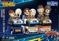 Gallery Image of Marty McFly & Doc Brown Collectible Figure