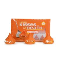 Gallery Image of Kisses of Death Poison Pumpkin Spice Vinyl Collectible