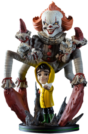 Pennywise Spider Q-Fig Max Elite Collectible Figure
