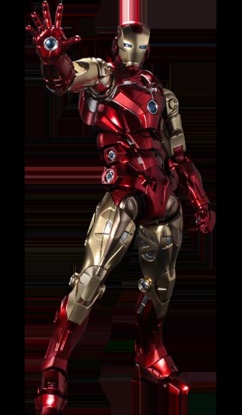 Sentinel Iron Man Action Figure