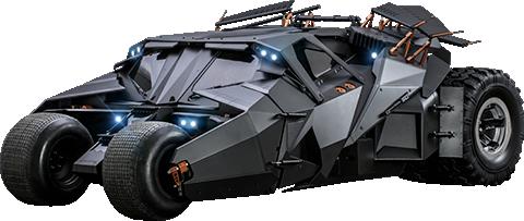 Hot Toys Batmobile Sixth Scale Figure Accessory
