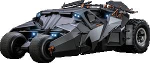 Batmobile Sixth Scale Figure Accessory