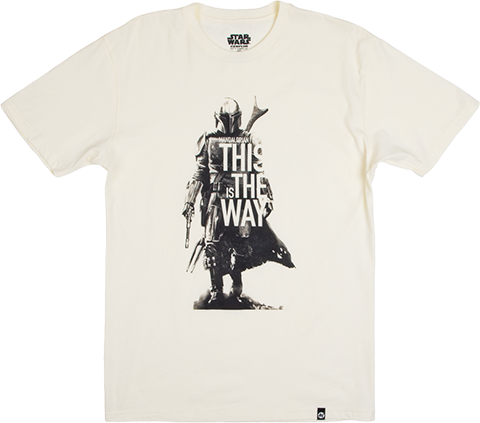 Heroes & Villains This Is The Way Mando Tee Apparel