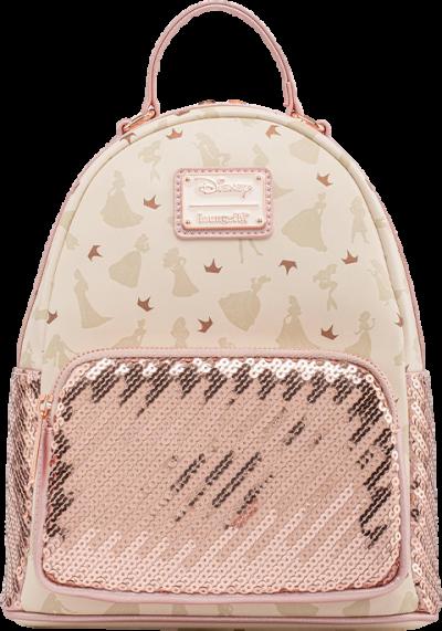 Disney Ultimate Princess Sequin Mini Backpack Apparel
