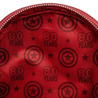 Gallery Image of Captain America 80th Anniversary Mini Backpack Apparel