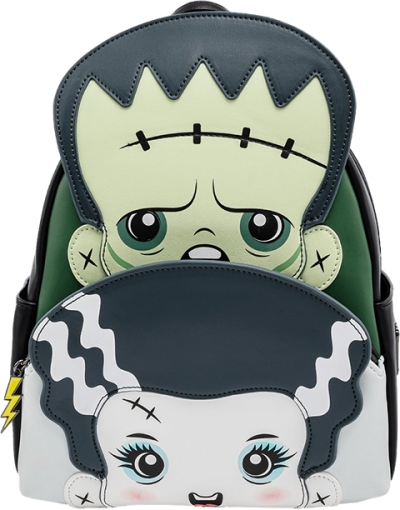 Frankie and Bride Cosplay Mini Backpack Apparel