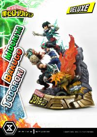 Gallery Image of Midoriya, Bakugo & Todoroki (Deluxe Bonus Version) Diorama