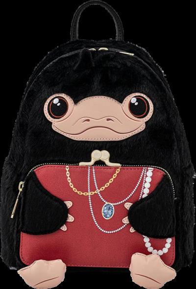 Niffler Plush Cosplay Mini Backpack Apparel