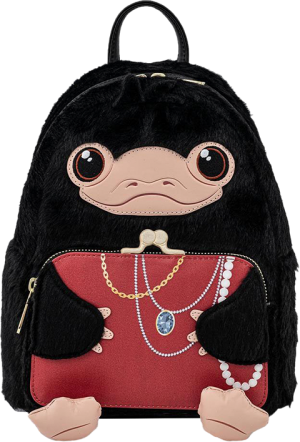 Niffler Plush Cosplay Mini Backpack Apparel