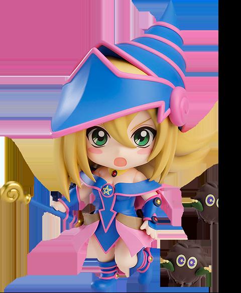 Good Smile Company Dark Magician Girl Nendoroid Collectible Figure