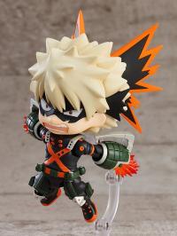 Gallery Image of Katsuki Bakugo Nendoroid Collectible Figure