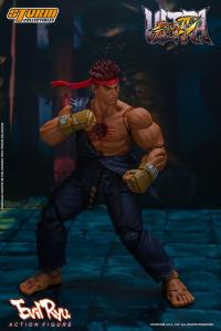 Gallery Image of Evil Ryu Action Figure