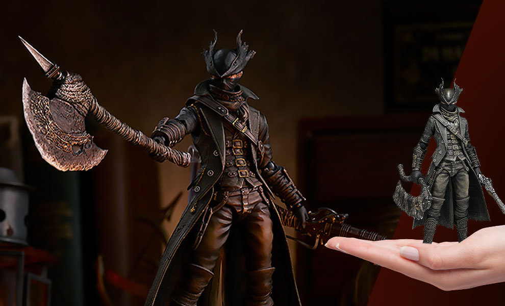 Gallery Feature Image of Hunter Figma Collectible Figure - Click to open image gallery