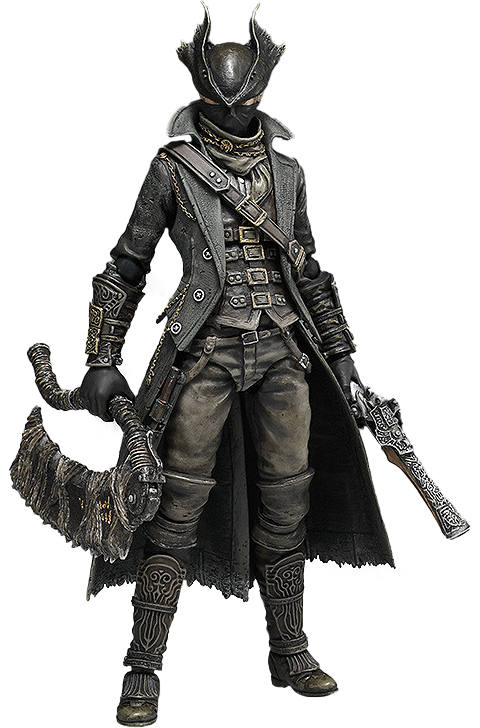Max Factory Hunter Figma Collectible Figure