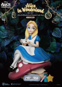 Gallery Image of Alice in Wonderland Polystone Statue