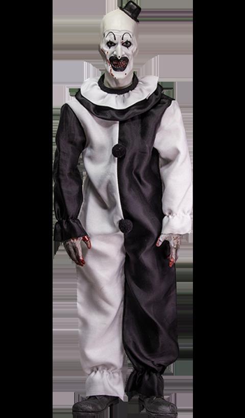 Trick or Treat Studios Art the Clown Sixth Scale Figure