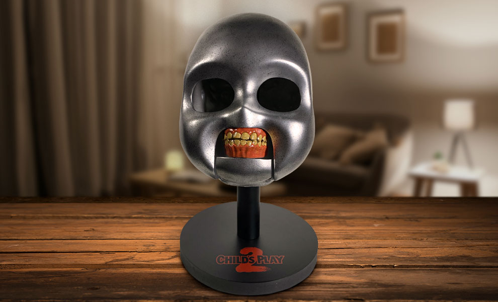 Gallery Feature Image of Chucky Skull - Good Guy's Skull Prop - Click to open image gallery