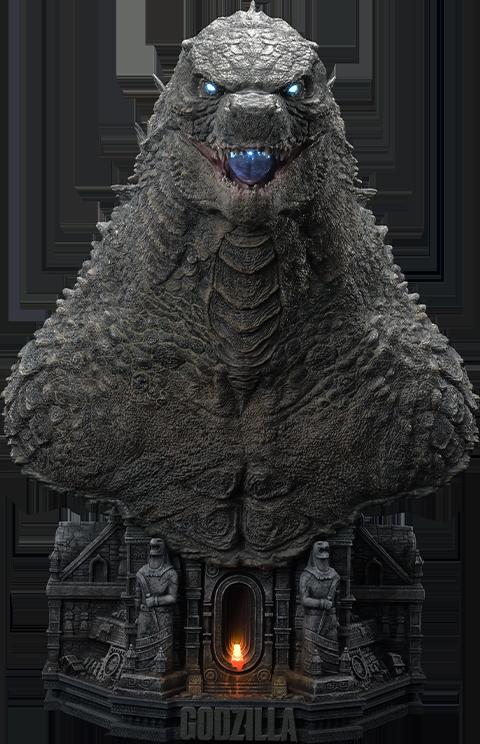 Prime 1 Studio Godzilla Bust