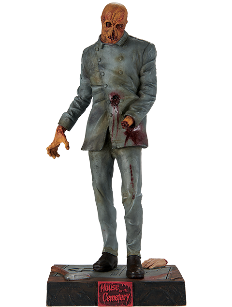 Trick or Treat Studios Dr. Freudstein Statue
