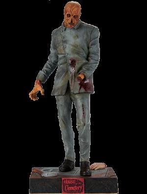 Dr. Freudstein Statue