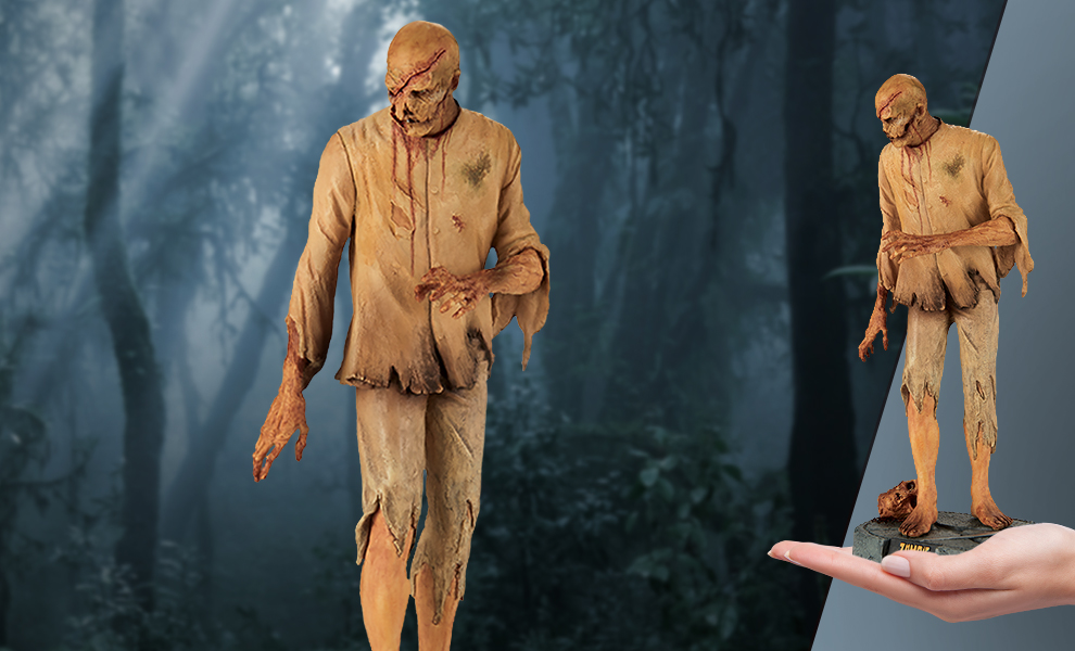 Gallery Feature Image of Poster Zombie Statue - Click to open image gallery