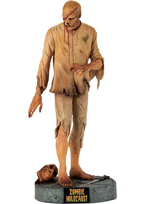Trick or Treat Studios Poster Zombie Statue