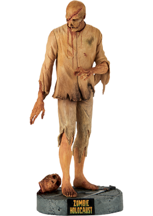 Poster Zombie Statue