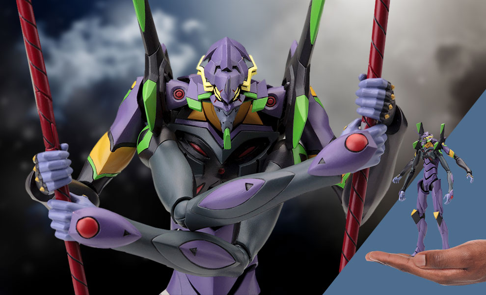 Gallery Feature Image of Evangelion 13 Model Kit - Click to open image gallery