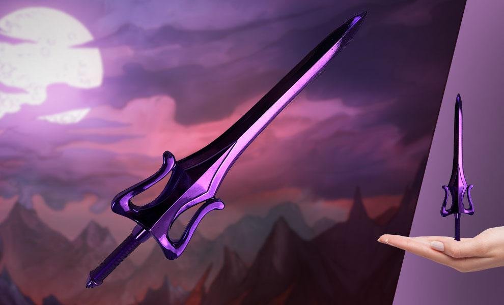 Gallery Feature Image of Skeletor Sword Prop Replica - Click to open image gallery