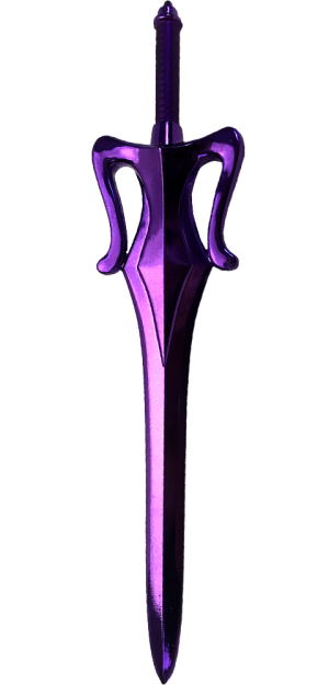 Skeletor Sword Prop Replica