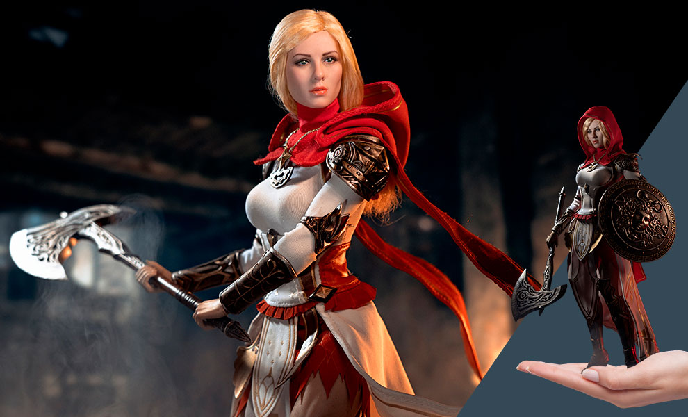 Gallery Feature Image of Nordic Fighter (European Version) Sixth Scale Figure - Click to open image gallery