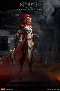 Gallery Image of Nordic Fighter (European Version) Sixth Scale Figure